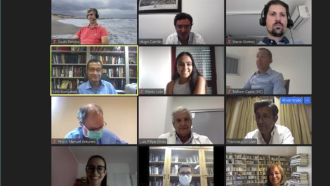 Sessão de Apresentação do eLogBook de Competências