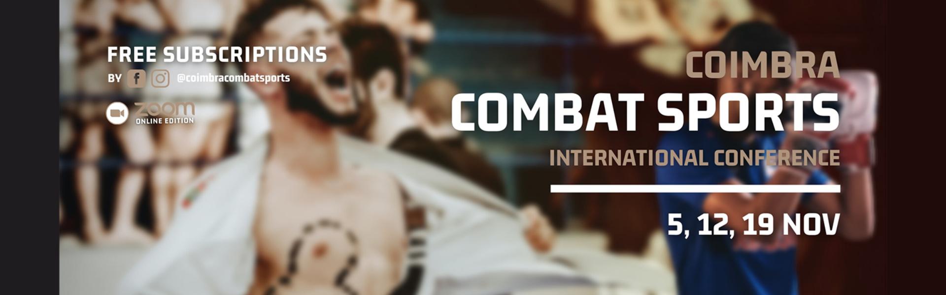 Coimbra Combat Sports International Conference