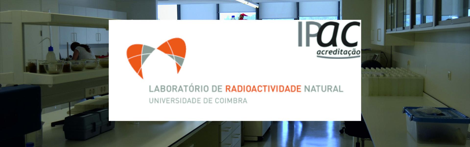 Laboratório de Radioatividade Natural_IPAC_Acreditação Laboratorial_ Norma NP EN ISO/IEC 17025