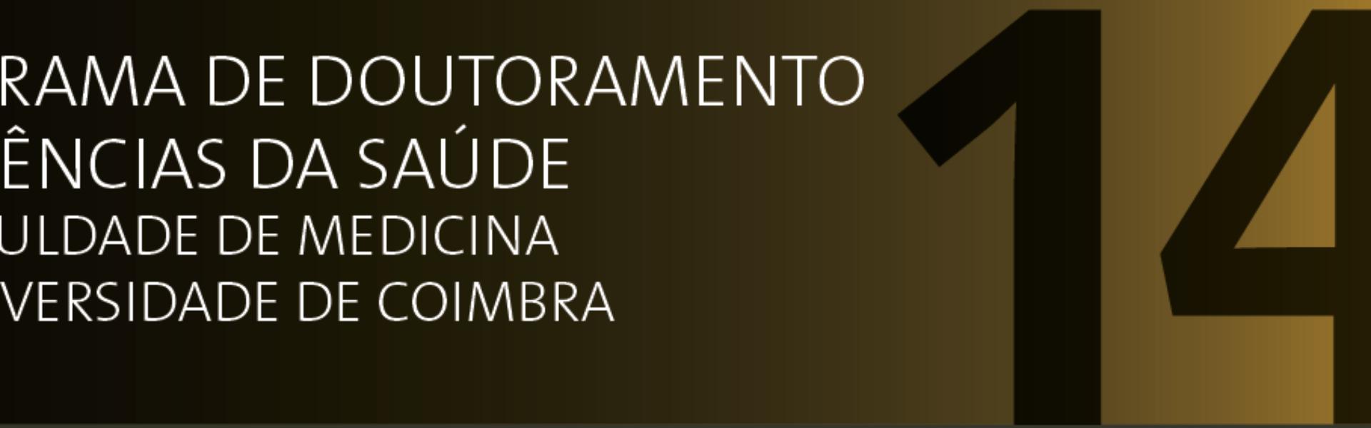 Programa de Doutoramento em Ciências da Saúde