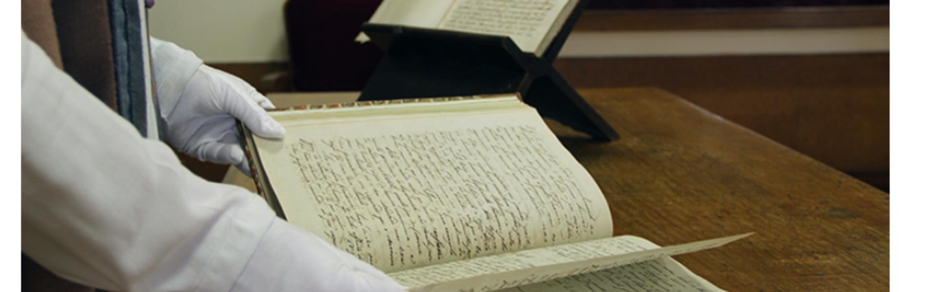 Copiador do Cardeal Saraiva de regresso à Universidade de Coimbra