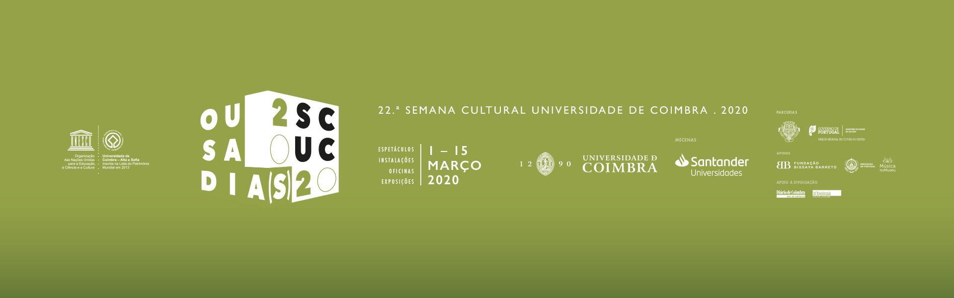 22ª Semana Cultural UC