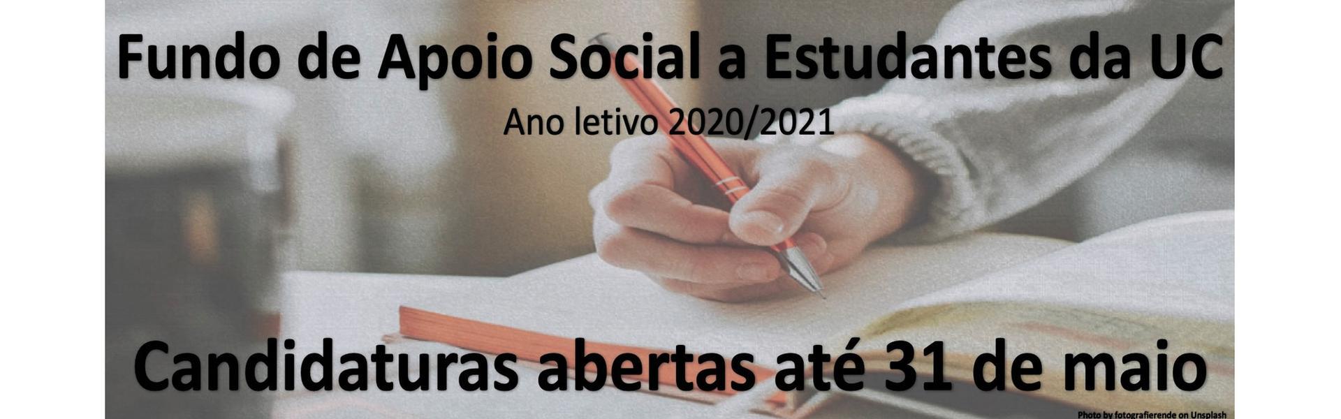 Candidatura FAS 2020-2021