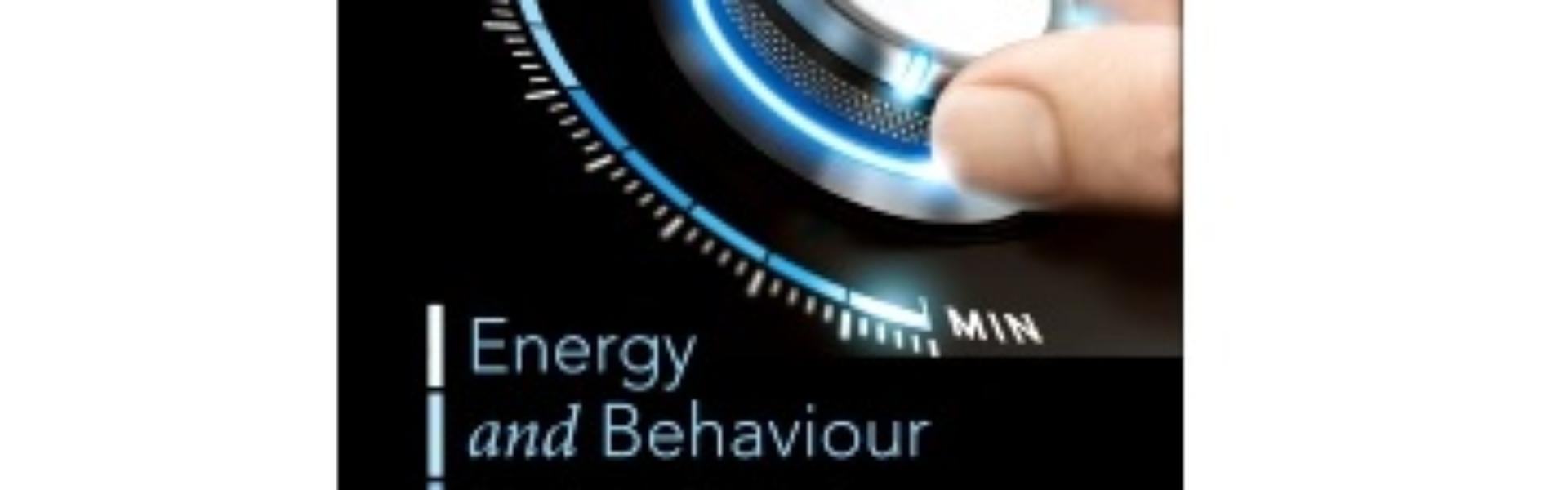 """Apresentação do livro """"Energy and behaviours: Challenges of a Low-Carbon Future"""""""