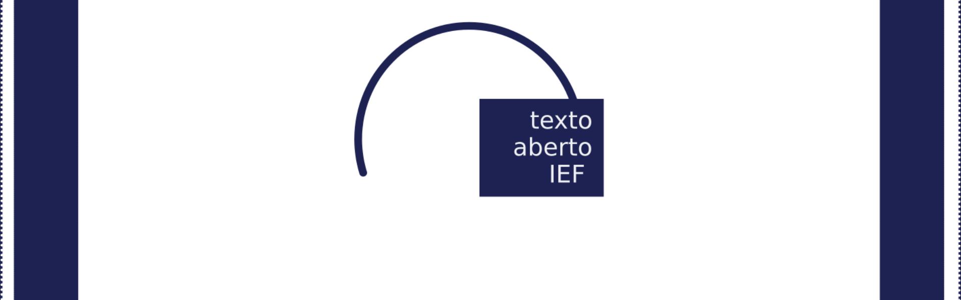 texto aberto IEF